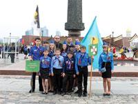 XX юбилейный Георгиевский парад «Дети победителей»