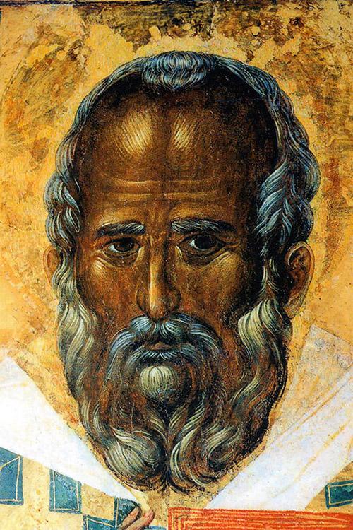 Прижизненный образ святителя Николая