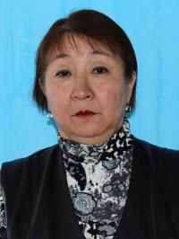 Бимакова Бибигуль Салиевна
