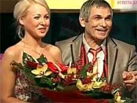 Максимова и Бари Алибасов. Кадр телеканала НТВ.
