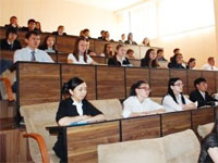 Выпускники. Фото Шынар Оспанова©