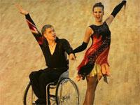 В Костанае пройдет II чемпионат Казахстана по танцам на колясках среди спортсменов-инвалидов | фото с сайта virtual.brest.by