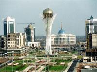 День столицы Казахстана — Астаны