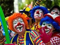 Развлечение по математике в предшкольном классе «Встреча с клоунами» | фото с сайта russian.china.org.cn