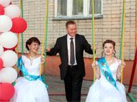 Сценарий проведения торжественного мероприятия, посвященного вручению аттестатов «Выпускник-2012»