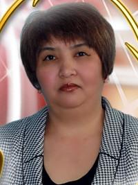 Кумаргалиева Зинаида Орынбаевна