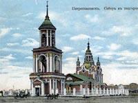 Каменные храмы и мечети старого города