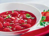 Как приготовить клубничный суп | фото с сайта surveillant.biz