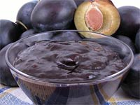 Вкусные десерты из слив | фото с сайта food.passion.ru