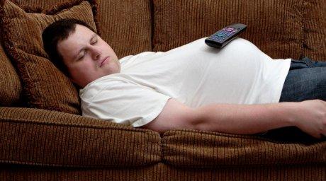 Ленивый образ жизни убивает наравне с курением | Фото thesandytongue.wordpress.com