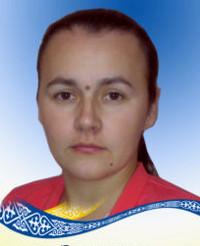 Захарова Оксана Рамильевна