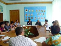 Пресс-конференция по акции «Дорога в школу»