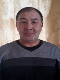 Мусралин Багдат Берликович