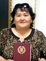 Жахина Эльвира Жуанышевна