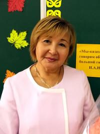 Сембаева Назима Маулеткановна