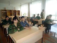 Урок мужества в 10 классе: Герои Казахстана в Великой Отечественной войне