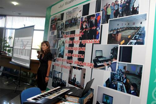 В Астане проходит выставка образования