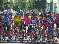 Велогонка-критериум на призы Александра Винокурова | Фото с сайта trk-istoki.ru
