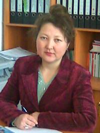 Габдуалиева Дамеш Кожмухамбетовна