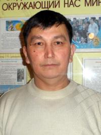 Исин Канат Нурманович
