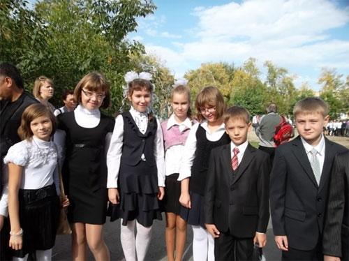 Учебные заведения Северо-Казахстанской области отметили начало нового учебного года   Фото с сайта www.bnews.kz
