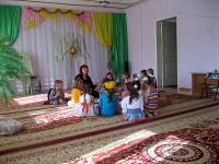 Открытое занятие по развитию речи в средней группе: Животные жарких стран — «Мама для слонёнка»