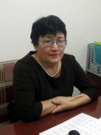 Жакупова Зина Утеулиевна