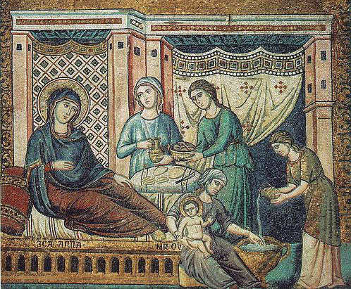 Рождество Пресвятой Богородицы | Фото с сайта pravoslavie.ru