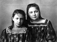 Анастасия и Марина Цветаевы | Фото с сайта ru.wikipedia.org
