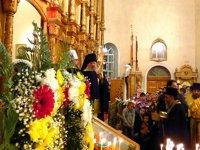 Мощи святителя Спиридона Тримифунтского прибыли в Петропавловск