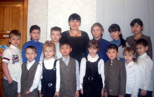 Михайленко Эльвира Борисовна