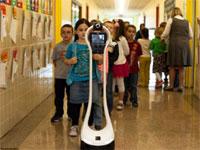 Робот ходит в школу вместо смертельно больного мальчика