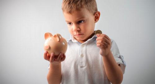 «Детские» деньги