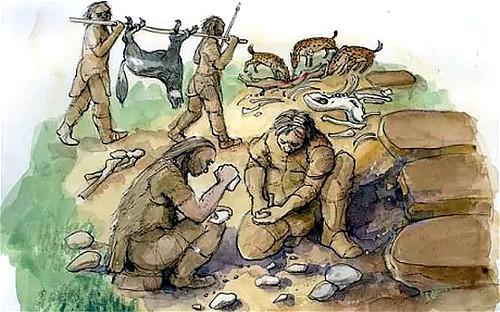 Урок «Жизнь древнейших людей»