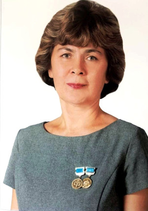 Нагасинова Жанна Юрьевна