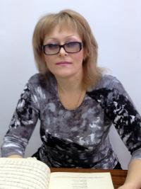 Идрисова Светлана Григорьевна