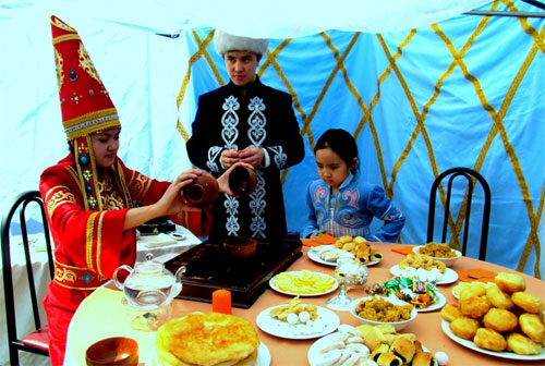 Келинки, келинки, прощайте, вечеринки | Фото с сайта gunfucha.ru
