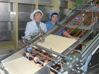 На предприятии «Султан — кондитерские изделия» запустили новые производственные линии | Фото с сайта newskaz.ru