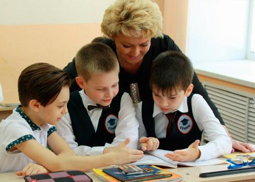 Организация группы продленного дня, как метод педагогической поддержки учащихся с ООП