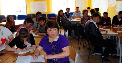 В Казахстане создан Центр педагогического мастерства | Фото с сайта www.cpm.kz