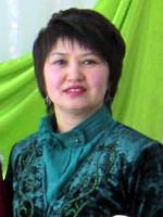 Амрина Куляш Мукажановна