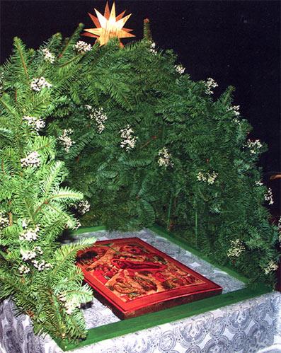 27 ноября 2012 — заговенье на Рождественский пост | Фото с сайта liveinternet.ru