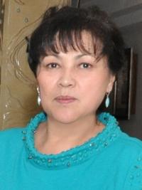 Садвакасова Сара Набижановна