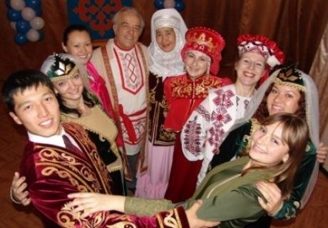 Сценарий концерта, посвященного Дню языков народов