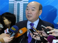 Министр образования и науки Казахстана Бакытжан Жумагулов. Фото ©primeminister.kz