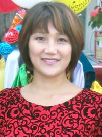 Айсина Нұргүл Бауыржанқызы