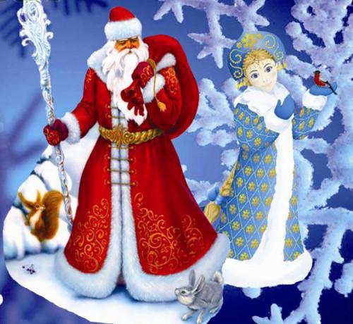Новогодний праздник для детей старшей группы «Здравствуй, зимушка-зима!» | Фото с сайта proshkolu.ru