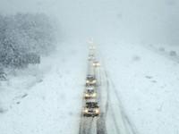 В Казахстане морозы уступили место метелям | Фото с сайта novostey.com