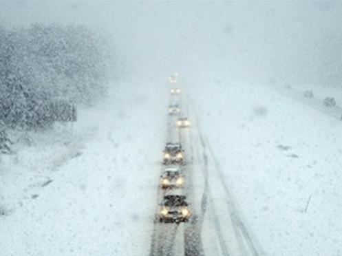 В Казахстане морозы уступили место метелям   Фото с сайта novostey.com