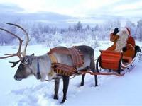 Пентагон начинает «слежку» за Санта-Клаусом | Фото с сайта mukachevo.net